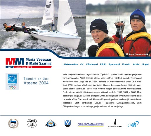 MM sailing team